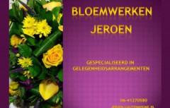 logo bloemwerken jeroen