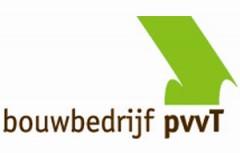 logo bouwbedrijf pvvt